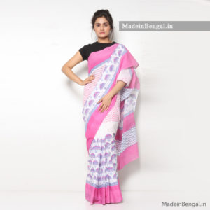 Chhata Chhapa Cotton Saree