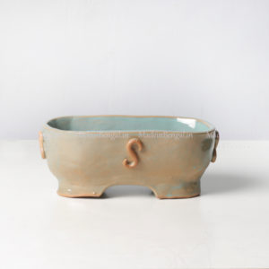 Ceramic Tub Planter