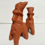 Terracotta Horse Small