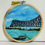 #KolArt : Howrah Bridge