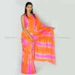 All Fired Up Cotton Saree