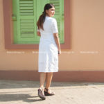 Katie Chikankari Cotton Dress